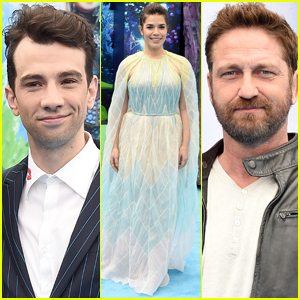 America Ferrera Joins Jay Baruchel & Gerard Butler at 'How to Train Your Dragon: Hidden World' Premiere