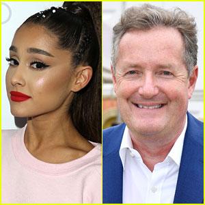 Ariana Grande & Piers Morgan End Their Feud - See Their Tweets