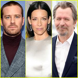 Armie Hammer, Evangeline Lilly, & Gary Oldman to Star in Thriller 'Dreamland'
