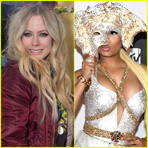 Avril Lavigne Feat. Nicki Minaj: 'Dumb Blonde' Stream, Lyrics & Download - Listen Now!