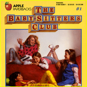 'Baby-Sitters Club' Series Headed to Netflix!