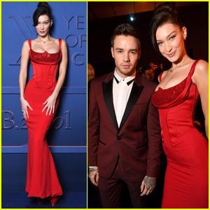 Bella Hadid & Liam Payne Celebrate B.zero1 XX Anniversary With 'Bvlgari'