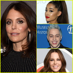 Bethenny Frankel Has Quite the Theory About Pete Davidson, Ariana Grande & Kate Beckinsale