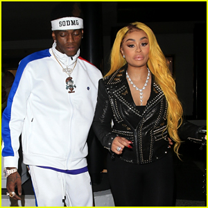 Find Out the Real Reason Why Blac Chyna Started Dating Soulja Boy...