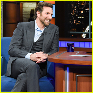 Bradley Cooper Shows Off The Vocal Exercise He Did to Become 'A Star Is Born's Jackson Maine!