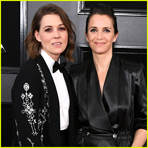 Brandi Carlile & Wife Catherine Shepherd Pair Up at Grammys 2019!