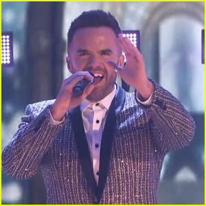 Watch Brian Justin Crum Slay with 'Never Enough' for 'AGT' Finals! (Video)