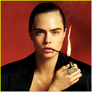 Cara Delevingne Stars in Balmain's Four Elements Spring 2019 Campaign - Watch!