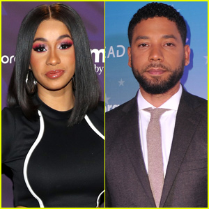 Cardi B Speaks Out About Jussie Smollett: 'I'm Really Disappointed In Him'