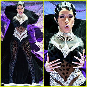 Cardi B Gives Epic 'Money' Performance at Grammys 2019