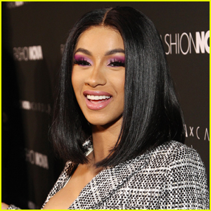 Cardi B Shares Adorable Video of Daughter Kulture Laughing - Watch Here!
