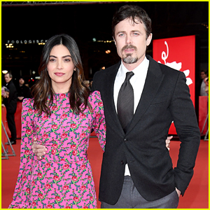 Casey Affleck's Girlfriend Floriana Lima Joins Him for 'Light of My Life' Berlin Premiere