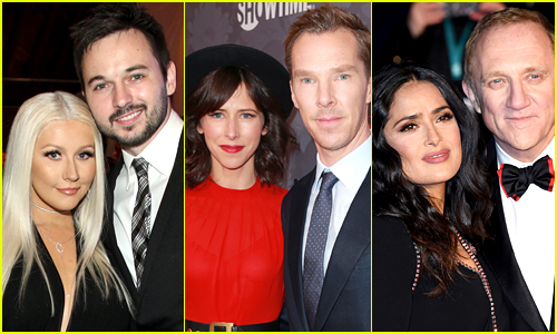 13 Celeb Couples Who Got Married or Engaged on Valentine's Day!