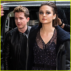 Charlie Puth Confirms He's Dating Singer Charlotte Lawrence!