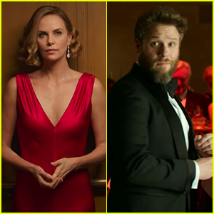 Charlize Theron & Seth Rogen Strike Up Unlikely Romance in 'Long Shot' Trailer