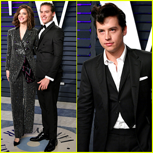 Cole & Dylan Sprouse Join 'Riverdale' Stars at Vanity Fair Oscar Party 2019!