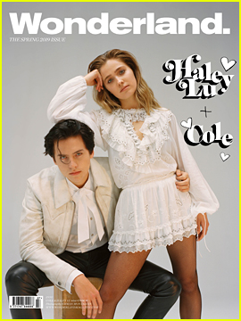 Cole Sprouse Talks 'Riverdale' & 'Five Feet Apart' With Haley Lu Richardson