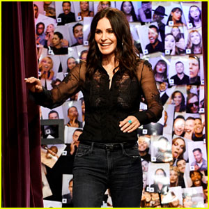Courteney Cox Reveals She Lost Her Virginity at 21