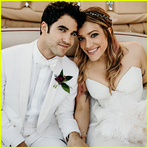 Darren Criss & Mia Swier's New Orleans Wedding Details - See the Pics!