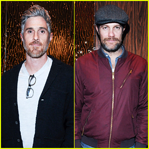 Dave Annable & Geoff Stults Eat Up for a Good Cause