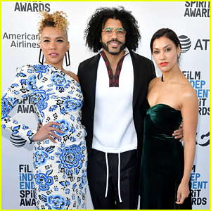 Daveed Diggs Brings Two Dates to the Spirit Awards 2019