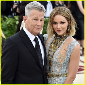 David Foster Gushes Over Fiancée Katharine McPhee: 'I Won the Lottery'