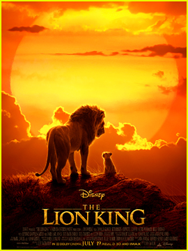 Disney's 'The Lion King' Live-Action Movie Gets New Teaser & Poster - Watch Now!