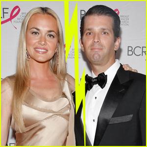 Donald Trump Jr. & Wife Vanessa Finalize Divorce