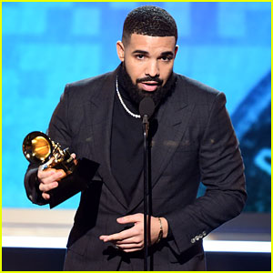 Drake Wins Best Rap Song at Grammys 2019, Gives Thoughtful Speech (Video)