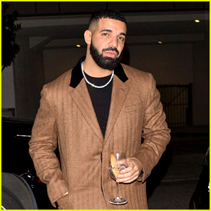 Drake Kicks Off Grammys Weekend With a Night Out in L.A.