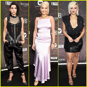 Dua Lipa, Rita Ora, Bebe Rexha Double Up at Warner Music & Spotify Pre-Grammy Parties!