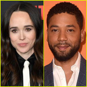 Ellen Page Breaks Her Silence After Jussie Smollett Investigation Developments