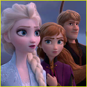 'Frozen 2' Trailer Debuts Online - WATCH NOW!