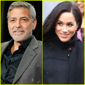 George Clooney Defends Friend Meghan Markle: 'She's Been Pursued & Vilified'