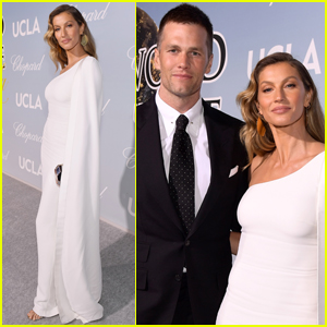 Gisele Bundchen & Tom Brady Couple Up for Hollywood for Science Gala 2019