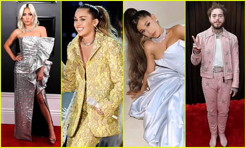 grammys best dressed 2019 the top outfits revealed 2019 grammys best dressed grammys just jared just jared