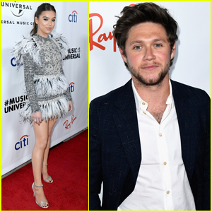 Hailee Steinfeld & Niall Horan Party Post Grammys 2019