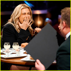 Hailey Bieber Is Asked to Rank Justin Bieber's Looks Or Eat Pig Flesh Meat Jelly - Watch Now!