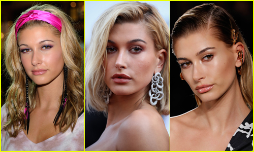 Hailey Bieber's Hair Style Evolution Over the Years!