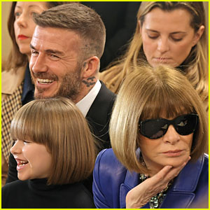 Harper Beckham, 7, and Anna Wintour Have the Same Haircut!