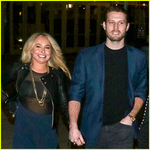 Hayden Panettiere Wants to Marry Boyfriend Brian Hickerson