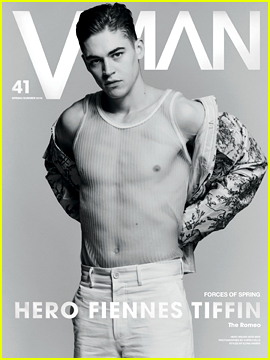 Hero Fiennes Tiffin Opens Up About Getting Attention From Fans