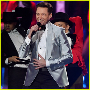 Hugh Jackman Performs 'The Greatest Show' at BRIT Awards 2019 - Watch!