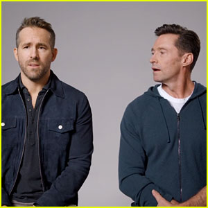 Hugh Jackman Slams Ryan Reynolds After Ryan Takes Their Truce Very Seriously - Watch Now!