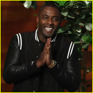 Idris Elba Talks DJing at Prince Harry & Meghan Markle's Wedding - Watch!