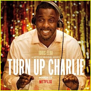 Idris Elba Stars as a Struggling DJ in 'Turn Up Charlie' Trailer - Watch Now!