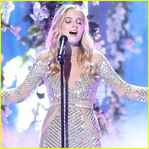 Jackie Evancho Returns For 'AGT: The Champions' With Stunning Performance - Watch!