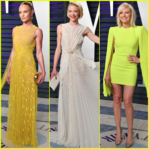 Kate Bosworth, Jaime King & Malin Akerman Look Chic at Vanity Fair's Oscars Party!