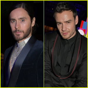 Jared Leto & Liam Payne Hang Out at Universal Music BRIT Awards 2019 After-Party!