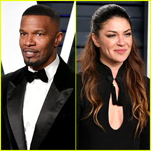 Jamie Foxx Says He's 'Single,' Hangs with Jessica Szohr at Oscars After Parties